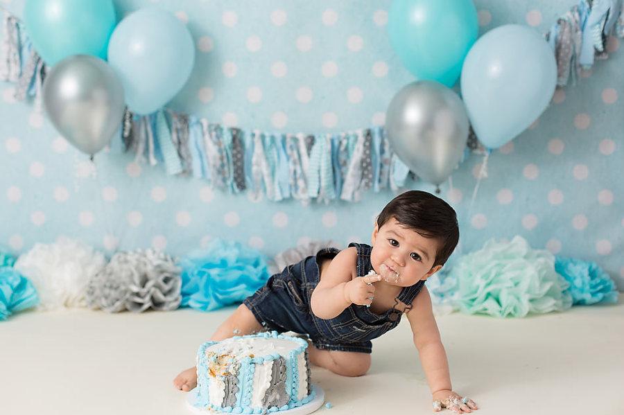 Latest Baby Trend The Cake Smash Photo Shoot Toronto Star