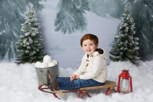 Christmas mini sessions from K.D. Elise Photography, a Pueblo, Colorado photographer.